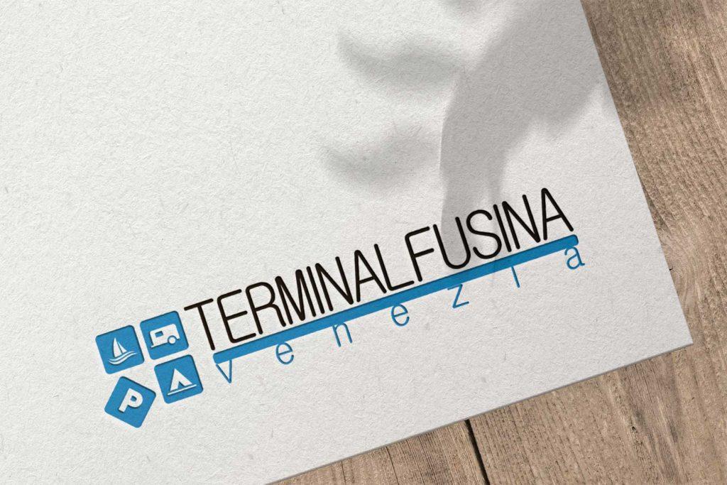 Terminal Fusina - Logo Restyling
