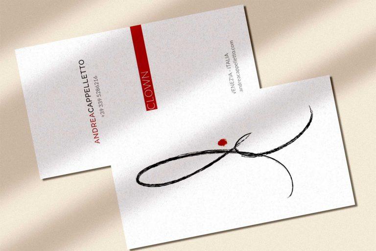 Biglietto da visita Andrea Cappelletto Marco Gazzato