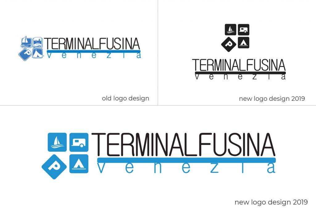 logo Restyling Terminal Fusina